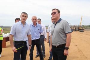 Масштабное строительство в Ставропольском районе находится на особом контроле Главы региона.