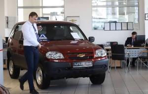 """Ранее внедорожник выпускался под брендом Chevrolet на совместном предприятии General Motors и """"АвтоВАЗа""""."""