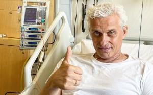 Тиньков пообещал создать «большой фонд» после выздоровления от лейкемии.