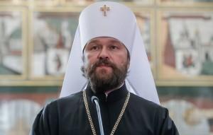 """По словам митрополита, """"духовное и культурное достояние всего мира не должно становиться заложником текущей политической ситуации""""."""