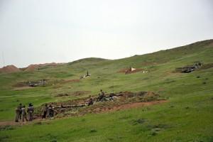 Между Арменией и Азербайджаном существует конфликт вокруг статуса Нагорного Карабаха.