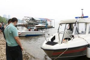 Сброс опасных сточных вод в реку Сок остановлен В них были загрязняющие вещества.
