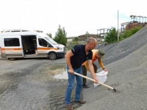 Специалисты Волгоградского филиала Российского дорожного НИИ за три месяца проверили объекты дорожных работ в Самарской области