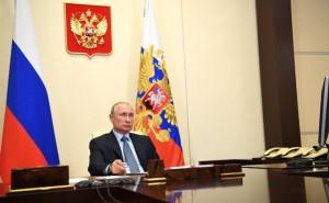 Дмитрий Азаров принимает участие в заседании Совета при Президенте РФ по стратегическому развитию и национальным проектам.