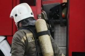 По информации МЧС предельно допустимая концентрация вредных веществ в воздухе не превышена.