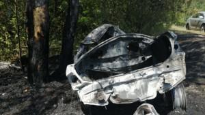 Стали известны подробности страшной аварии в Самарской области, в которой погибли четверо