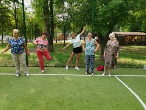 Занятия по адаптивной физической культуре и гимнастике для пожилых людей с инвалидностью проводятся в Самаре!