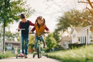 Региональная Госавтоинспекция настоятельно обращается к родителям! Напомните детям главные правила безопасности на проезжей части!