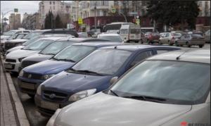 Власти Самары задумались о разгрузке центра города от припаркованных автомобилей