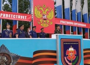 В Тольятти стартовал конкурс мастерства военных разведчиков