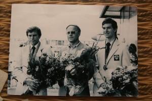 Спортсмены нашего региона в Олимпиаде-80 приняли самое активное участие.