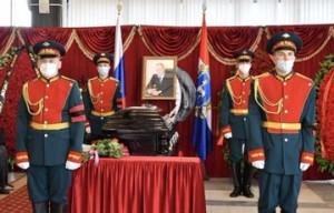 В Самарской области простились с Александром Карпушкиным