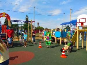 В Кинеле открылся современный комплекс «Парк - Территория здоровья»
