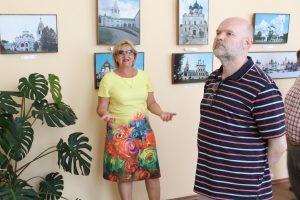 Главным местом посещения стал Чагринский сельский Дом культуры, где проводится капитальный ремонт.