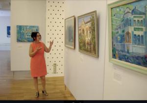 В галерее «Новое пространство», начиная с 23 июля, можно будет увидеть уникальный проект «ВЧЕРА. СЕГОДНЯ. ЗАВТРА».