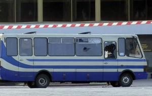 В ходе штурма автобуса произошел взрыв. Все заложники освобождены.