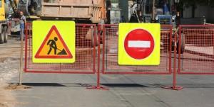 22 июля из-за устранения утечки на водопроводной линии д-100 будет перекрыта ул. Молодогвардейская