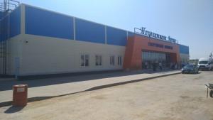В Похвистнево завершается строительство ледовой арены