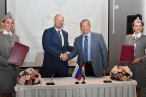 Подписано соглашение о сотрудничестве между Правительством Самарской области и компанией ООО «РЖД Тур»