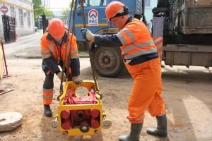 В 2020 году специалисты РКС-Самара заменили 1297 метров труб без вскрытия дорог и газонов.