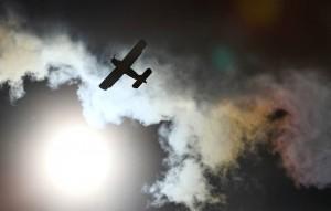 Самолет вылетел из населенного пункта Кырен для определения области химической обработки лесов. Он перестал выходить на связь через шесть часов после вылета.