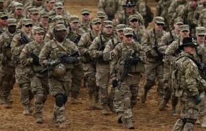 Соединенные Штаты вернут на родину примерно 6,4 тыс. из 11,9 тыс. американских военнослужащих, которых выводят из Германии.
