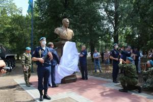 В Тольятти увековечили имя Героя Советского Союза Василия Маргелова