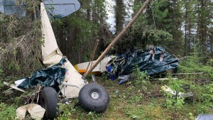 При столкновении двух самолётов на Аляске погибло семь человек, включая американского политика