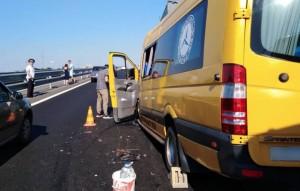 Киевский районный суд Симферополя арестовал до 31 августа организатора перевозки микроавтобусом, в ДТП с участием которого погибли девять человек.