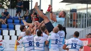 Самарские регбисты стали чемпионами России