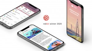 Сбербанк получил награду международной премии Red Dot за совокупность образовательных инициатив, реализованных в мобильном приложении Сбербанк Онлайн.
