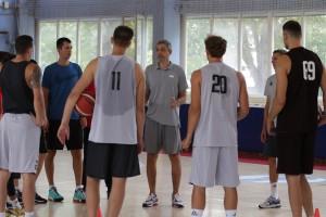 Баскетбольная Самара приступила к предсезонной подготовке