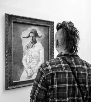 В Самарском областном художественном музее откроется выставка работ Жерара Юфера