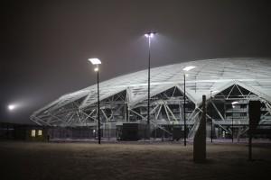 9 августа около стадиона «Самара Арена» в рамках Дня физкультурника будет организована спортивная зона