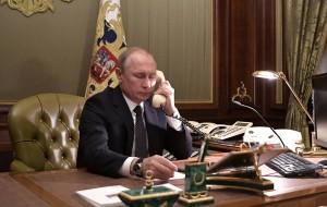 """Президенты России и Белоруссии, в частности, выразили уверенность, что ситуация будет урегулирована в """"духе взаимопонимания""""."""