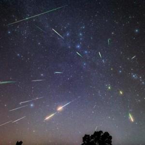 Самарцы смогут увидеть звездный дождь