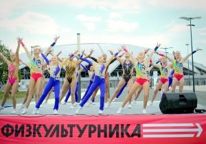 День физкультурника у Самара Арены: фото как это было На Последней миле около стадиона «Самара Арена» была организована спортивно-интерактивная зона.