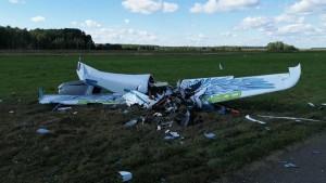 Пилот погиб. При выполнении пилотажной фигуры «бочка» он не справился с управлением, и произошло падение самолета.