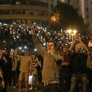 Задержанных во время акций протеста в Минске выпустят из СИЗО