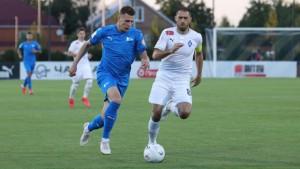 """Этот матч для """"Крыльев"""" стал вторым подряд победным, а Евгений Фролов вновь оставил ворота сухими."""
