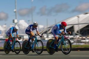 В Самаре с 13 по 16 августа состоялся чемпионат России по велоспорту- шоссе. В соревнованиях участвовали более 200 спортсменов из различных регионов страны.