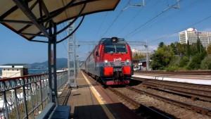 Поезд будет курсировать один раз в пять дней.