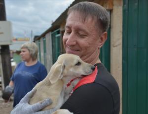 «Центр поддержки гражданских инициатив» Сторонников Партии в очередной раз объединил зоозащитников, активистов НКО, «Молодую Гвардию» для помощи питомцам самарских приютов для животных.
