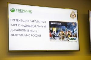 Карты национальной платёжной системы «МИР», эмитированные для ведомства в рамках зарплатного проекта, имеют индивидуальный дизайн.