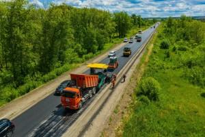 Иван Пивкин проверил ход ремонтных работ в Сергиевском районе, которые выполняются по национальному проекту «Безопасные и качественные автомобильные дороги».