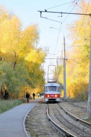 Движение трамваев по ул. Ново-Садовой в Самаре восстановлено