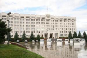 Здание правительства Самарской области станет арт-объектом на три дня
