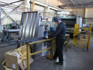 Комиссия одобрила заявку по расширению реализации инвестиционного проекта по производству входных металлических дверей на территории Тольятти.