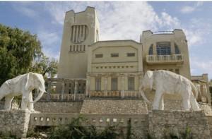 Подрядчик, который будет заниматься реставрацией дачи Головкина, не сможет изменить облик здания и разместить какие-либо постройки на прилегающем участке.