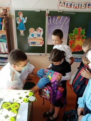 В Самарской области полицейские продолжают проводить мероприятия в рамках акции Внимание – дети! Дорога в школу!
